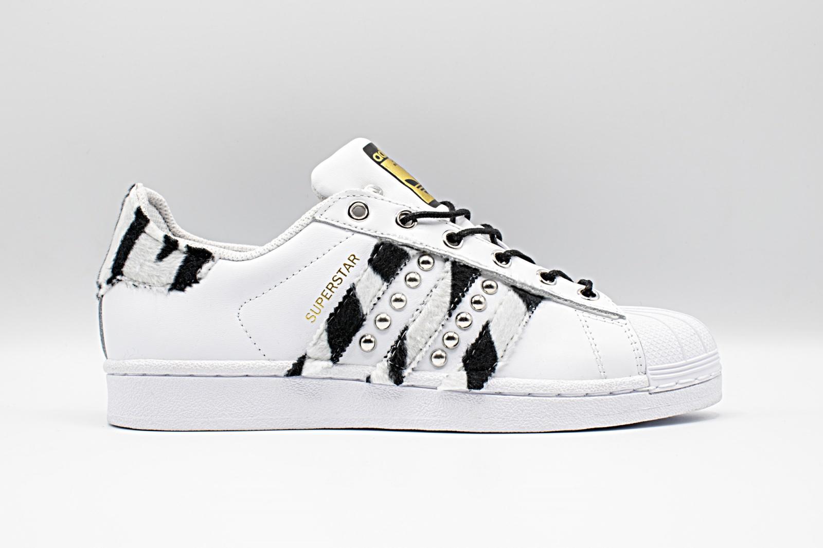scarpe adidas zebrate